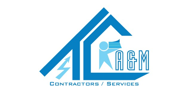 A&M Contractors and Services Logo